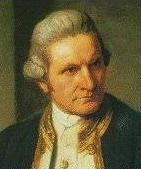 captain james cook