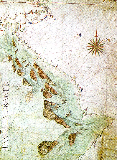 detail, the Dauphin map
