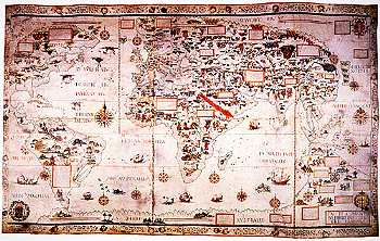 the Dauphin map 1550 #1