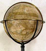 copy of Paris Globe