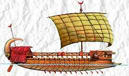 Phoenician galley